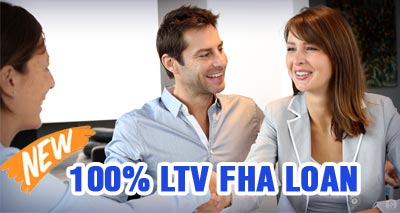 100 LTV FHA Program