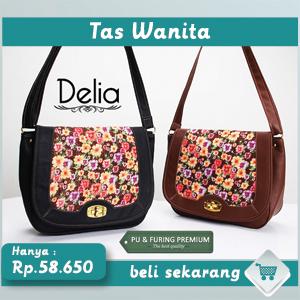 Tas Wanita Delia
