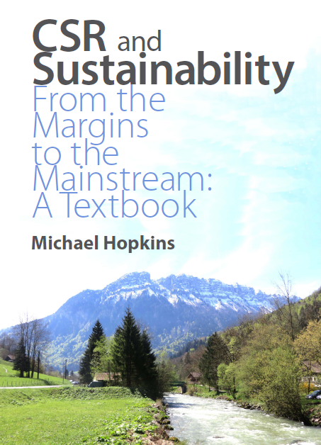 CSR and Sustainability `